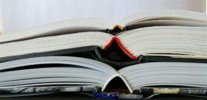 photo - textbooks