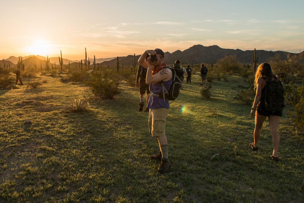 photo - outdoor recreation leadership group
