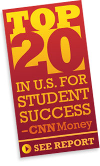 Colorado Mountain College is are #17 in the US and #1 in Colorado for student success in graduation and transfer rates.