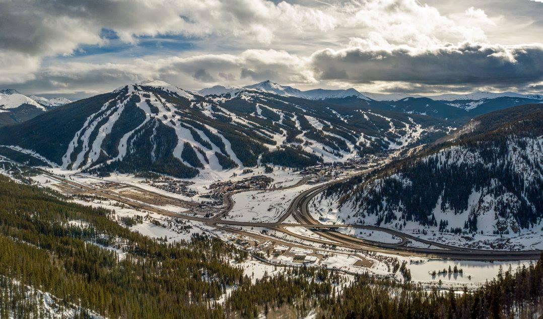 Copper Mountain Pass - Colorado Mountain College