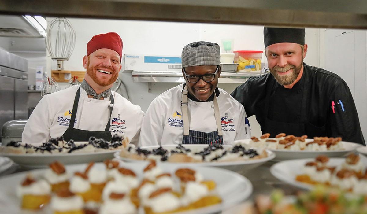 Culinary Apprenticeship Degree Colorado Mountain College