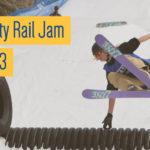CMC Leadville Cloud City Rail Jam is on March 23, 2019