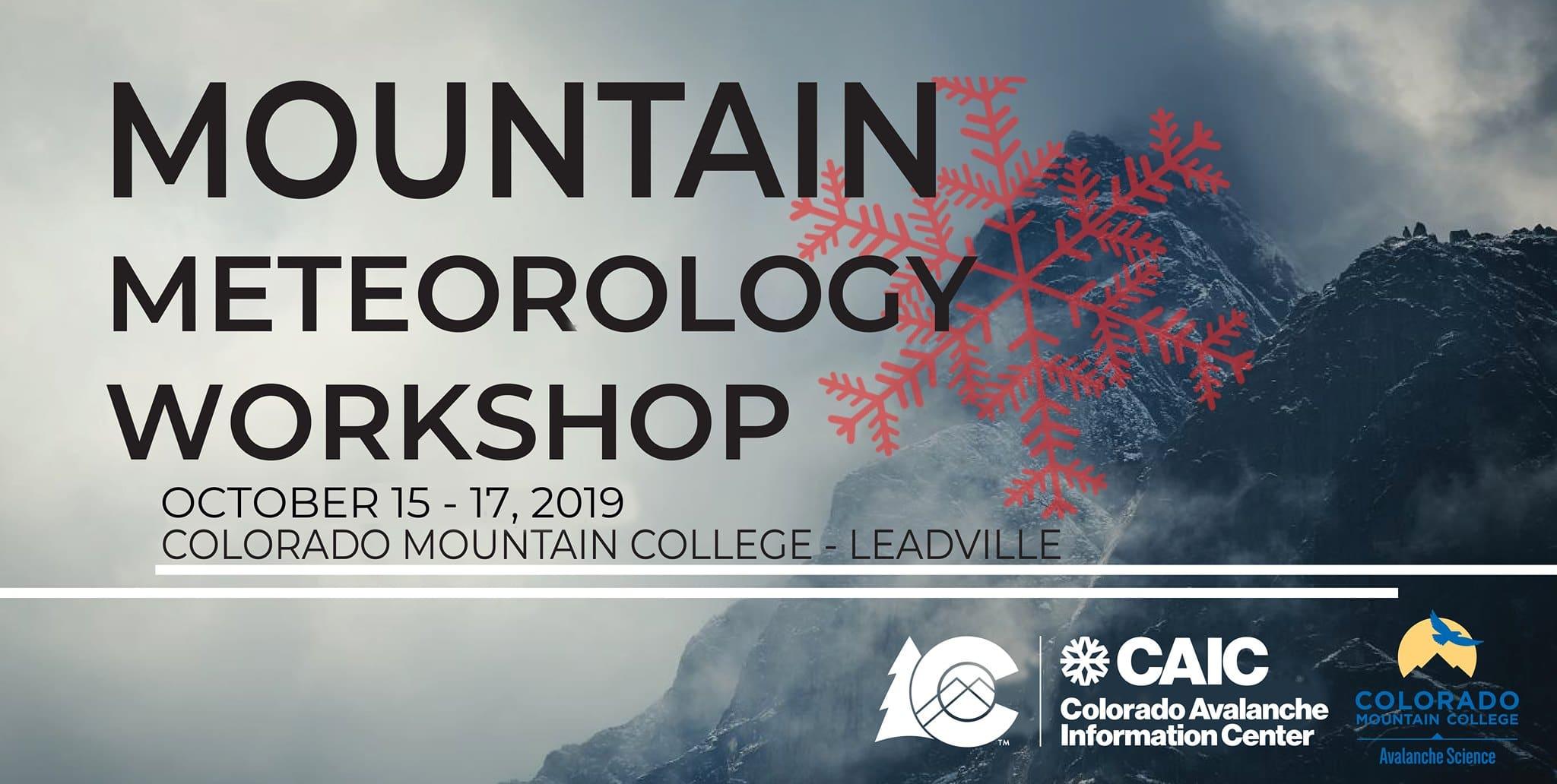 Avalanche Science - Colorado Mountain College