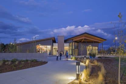 Photo of Ascent Center exterior