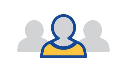 in-person class icon
